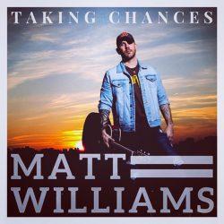 matt williams taking chances cover2
