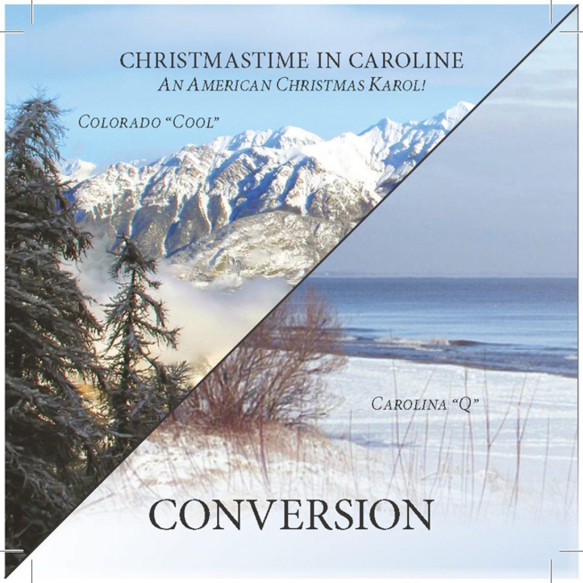Conversion - Cover