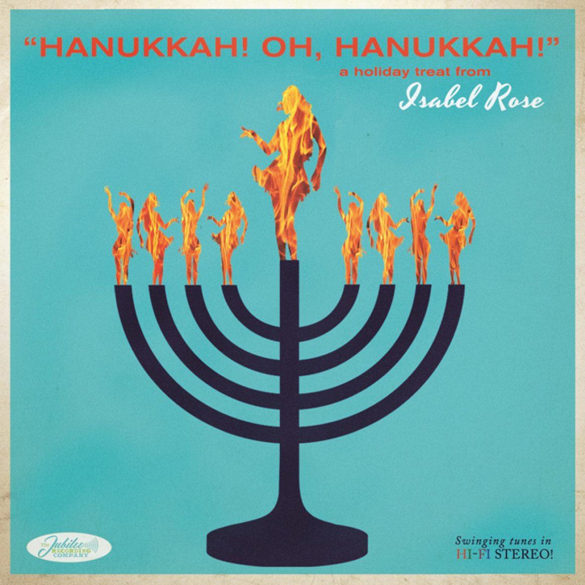 Isabel Rose - hanukkah-cover