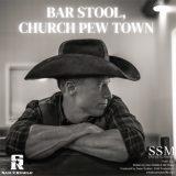 Sam Riddle Bar Stool Church Pew Town